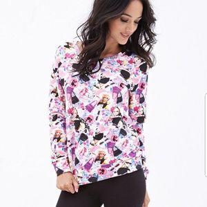 679aa8a933e486 Women s Barbie Shirt Forever 21 on Poshmark